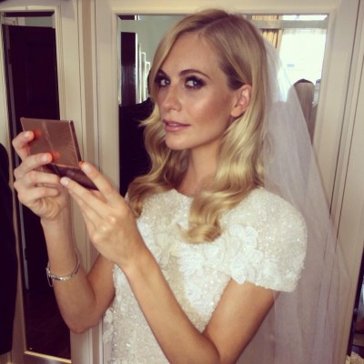 5 Celebrity Bridal Makeup Looks