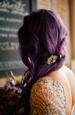 5 Quirky Bridal Hairstyles