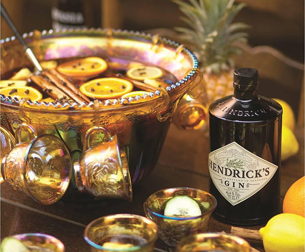 Gin, Hendricks Gin, Gin Recipes, Punch Recipes, World Gin Day, Cocktails, Dark Mofo Festival