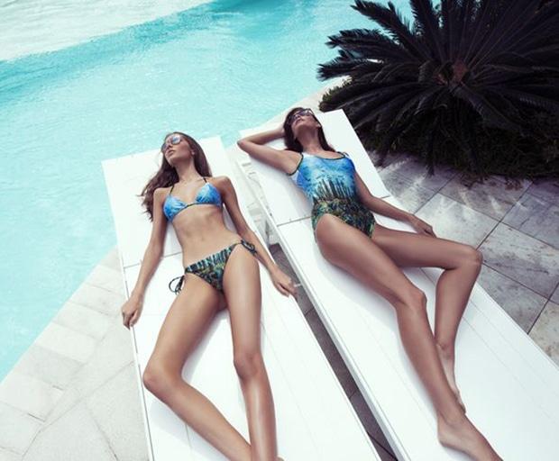 We Are Handsome X New Caledonia, String Bikini, Swimwear, We Are Handsome Swimwear, Beach