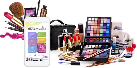Try Before You Buy: The Virtual Makeup Kit by YouCam Makeup