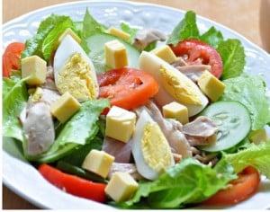 3 Fruity Summer Salad Recipes