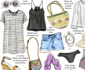10 Essentials For Any Summer Holiday