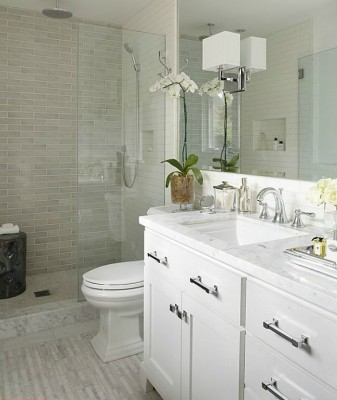 Thrifty Bathroom Decorating Ideas