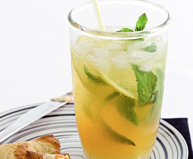Lemon Mojito, Mojito, Cocktail Recipe, TGIF, Rum Cocktails, Happy Hour