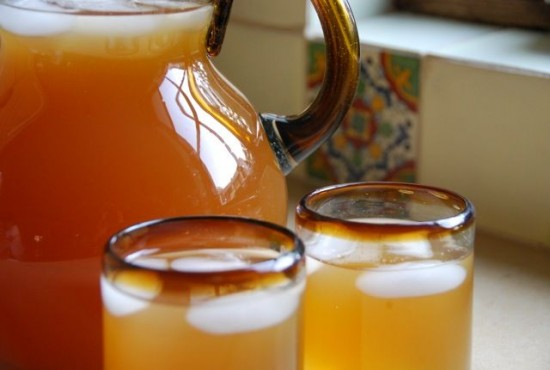 Odds are you haven't yet heard of tepache, the new cocktail which is made from pineapple rinds and sweetened with piloncillo or brown sugar to taste. This delicious summer