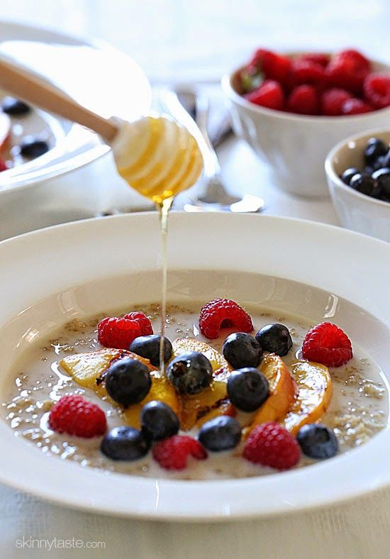 5 Healthy Summer Breakfast Ideas