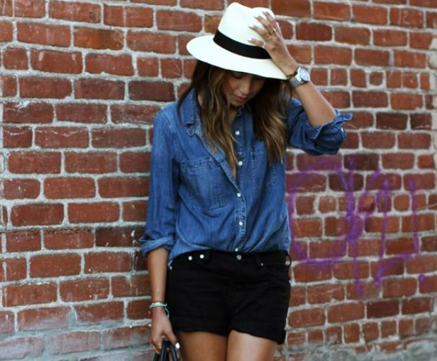 8b54d766af89a7 How To Style Panama Hats For Summer