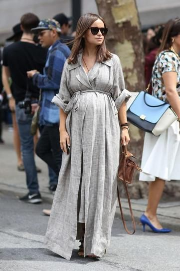 10 Trendy Maternity Outfit Ideas