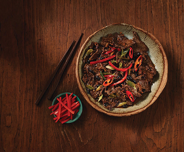 Kylie Kwong, Chinese Recipes, Stir-Fry Beef, Healthy Beef Recipes, Black Bean Sauce, Beef and Black Bean
