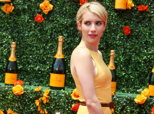 Celebrity hairstyles: Emma Roberts' Heat-Proof Summer Braids