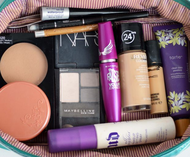Travel, makeup essentials, makeup, beauty,