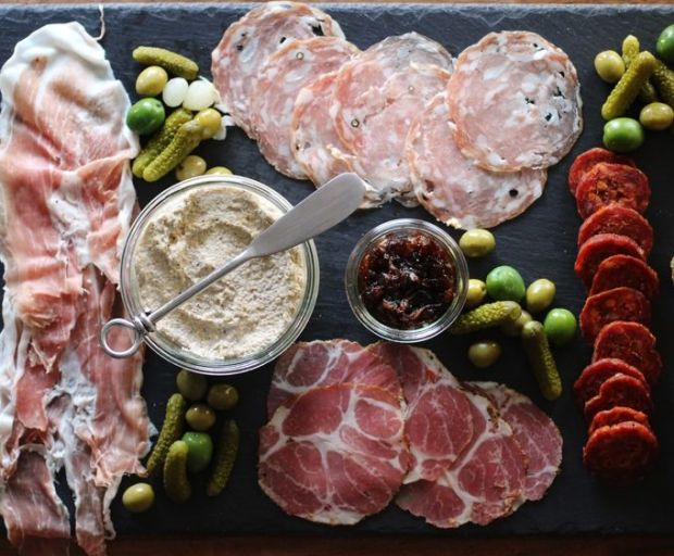 Healthy lunch ideas: How To Master Italian Antipasti