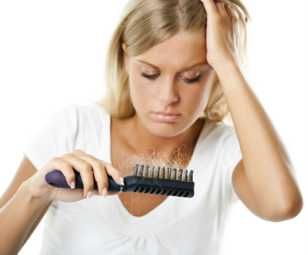 hair, hair growth, female hair loss