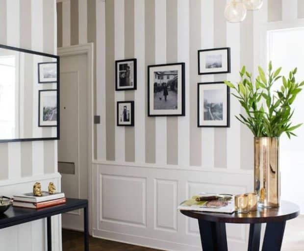 Interior Design Trend: Modern Wallpaper. Interior Decorating