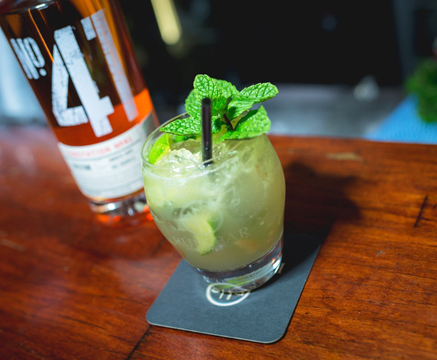 rum, rum cocktail, summer storm cocktail, dark and stormy, rum recipes, TGIF, happy hour