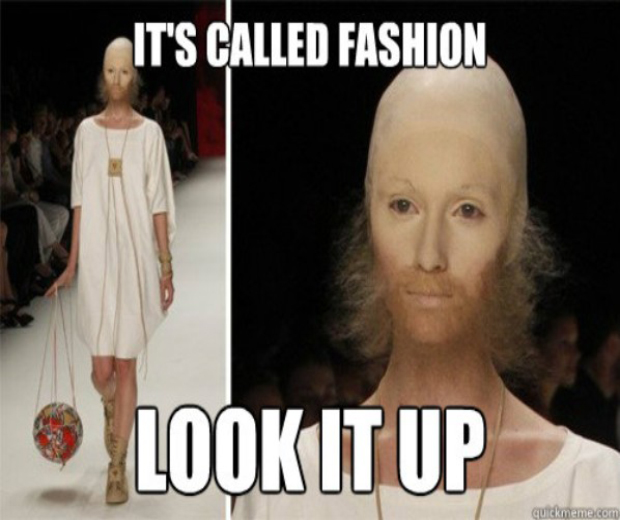 fashion, funny fashion, weird fashion