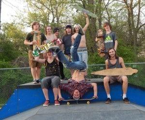 teenagers, skateboarding, skaters, parenting