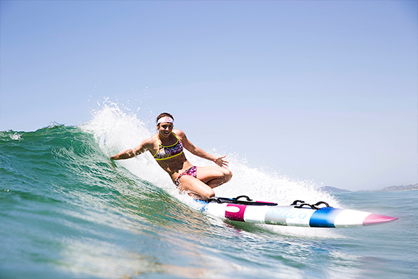 A Day In The Life Of, Inspirational Women, paddleboard, Red Bull, elite athlete, talent, sportswoman, sport