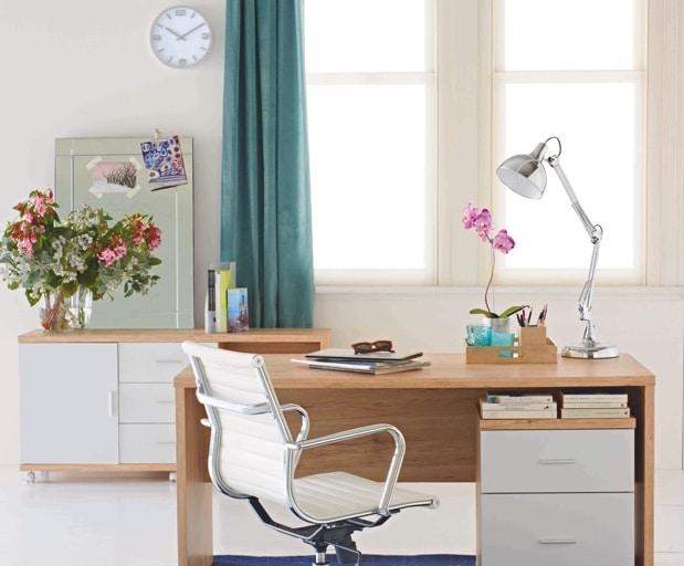 Interior Design, Workspace, Home Office, Decorating, Tips, DIY