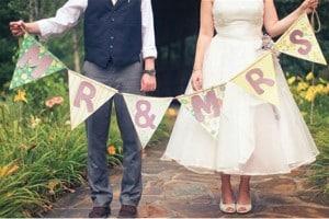 Feminism, identity, maiden name, wedding traditions,