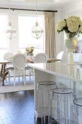 Interior Design Trend: Lucite Furniture