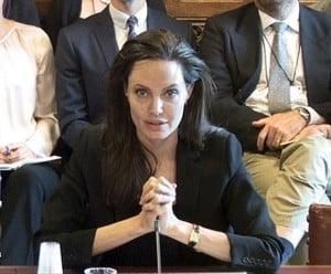 Angelina Jolie, ISIS, rape, sexual violence, violence against women, terrorism