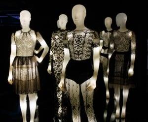 Collette Dinnigan, fashion, exhibition, Sydney Powerhouse, Australian designer, collection showcase