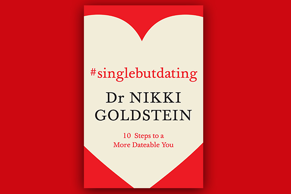 sex, dating, self-help book, Dr Nikki Goldstein
