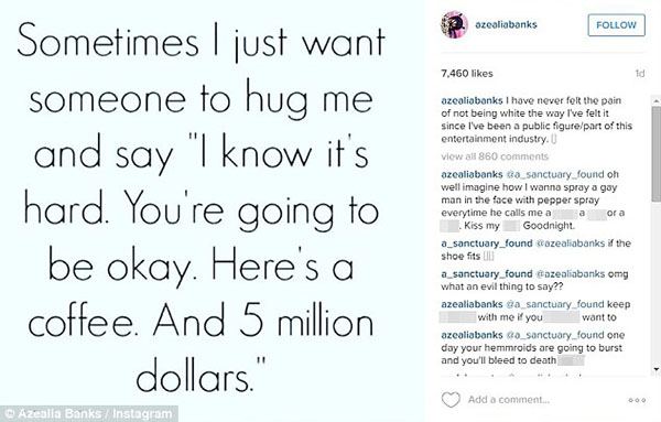 azealia-banks-instagram-comment-threat