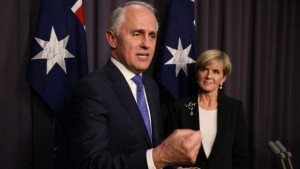 Malcolm Turnbull, Julie Bishop, lib spill, women in power, new cabinet, government