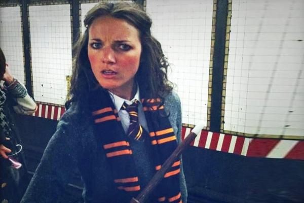 Hermione-costume