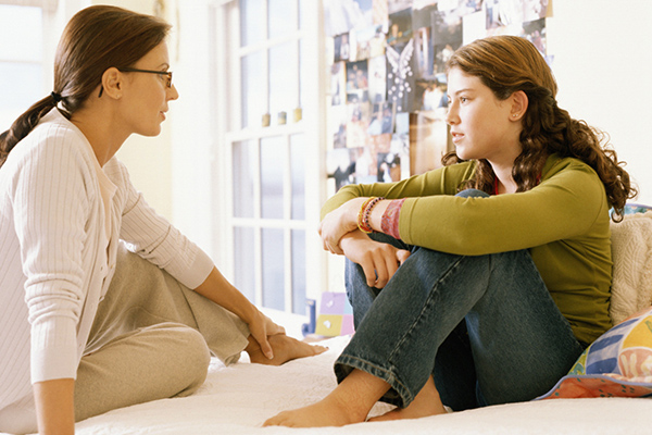 parenting, listening to your child, teens, parenting teens
