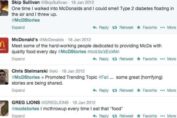 hashtags, fail, Twitter, social media, mistake, media