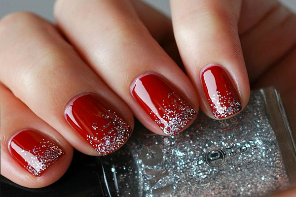 18 Christmas Nail Art Ideas To Die For