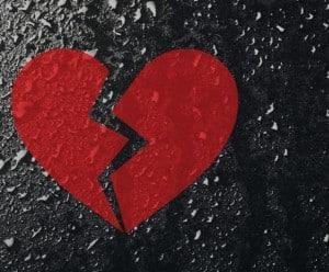 broken heart syndrome, American Heart Association, European Heart Journal, heartbreak, break ups
