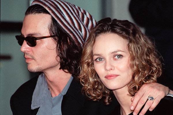 Depp and Paradis announced their separation in June 2012.