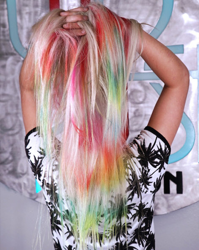 hair copy