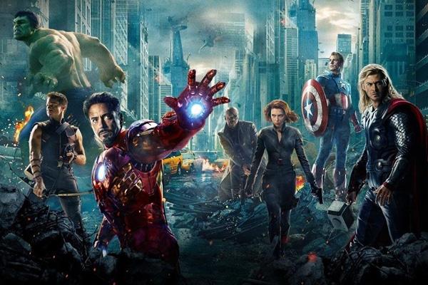 Avengers _ 600x400