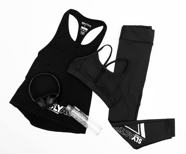 Design Your Activewear - Slyletica