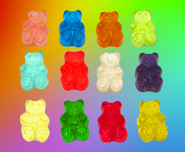 What Are Gummy Bears Made From