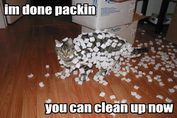 cat-packing