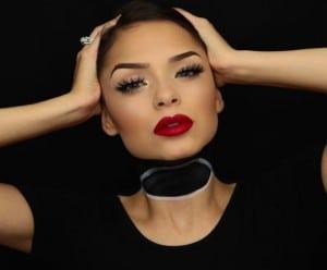 Floating Head Makeup