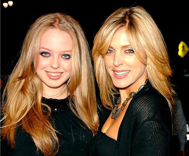 Marla Maples And Tiffany Trump Wanted Their Inauguration