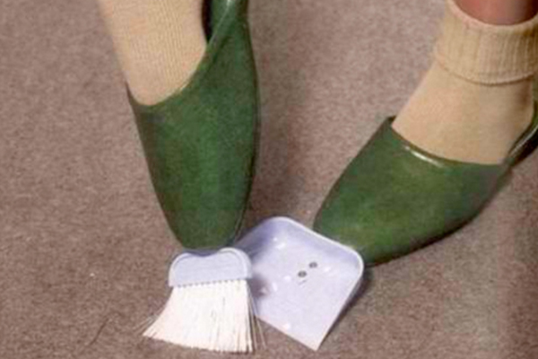 Sweep Shoes