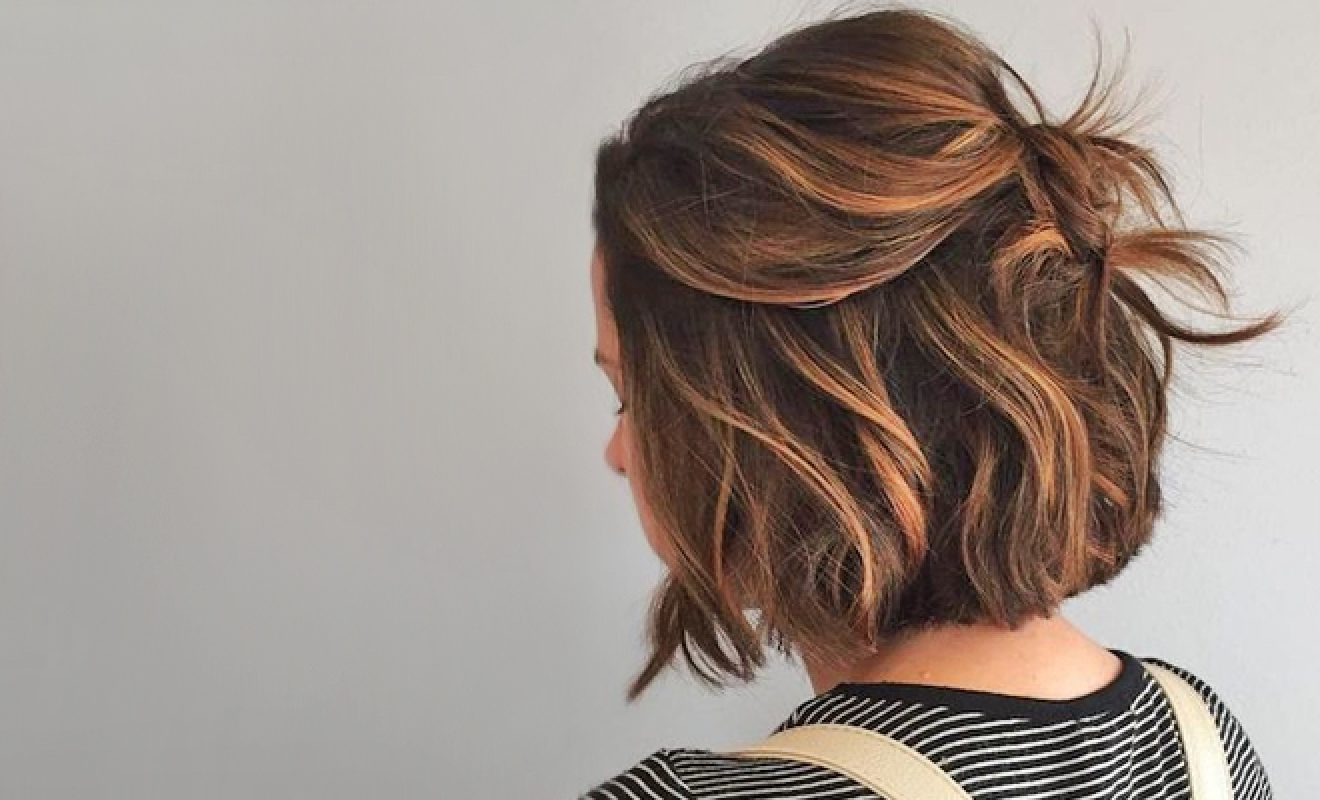 17 Hairstyle Ideas For Short Hair That Are Dreamy AF