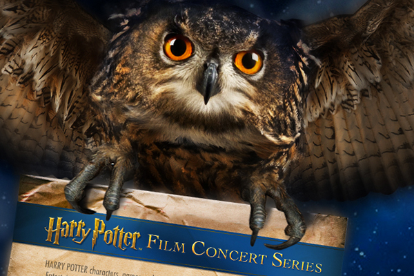 Harry Potter Anniversary Film Concert Series
