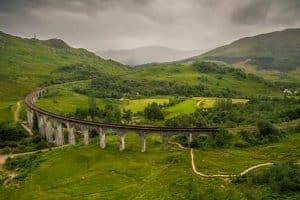 Harry Potter anniversary Hogwarts Express Scotland
