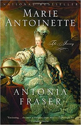 Marie Antionette Antonia Fraser biography