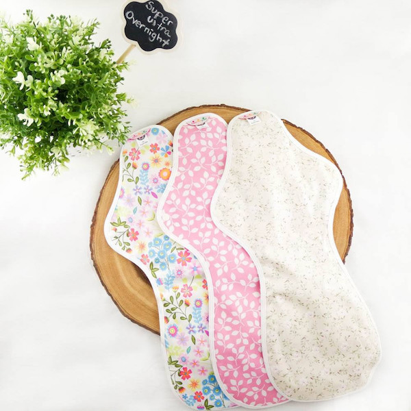 Organic cloth Hannah Pad eco-friendly alternative